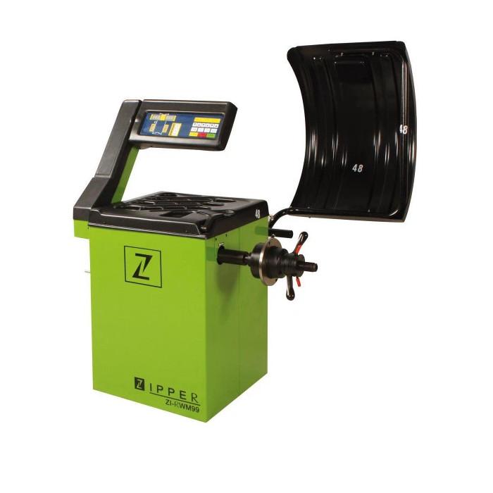 Баланс машина за гуми ZIPPER ZI-RWM99 / 0.32 kW