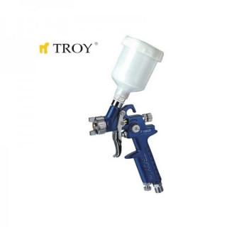 Пневматичен пистолет за боядисване TROY 18620 / 1.0mm