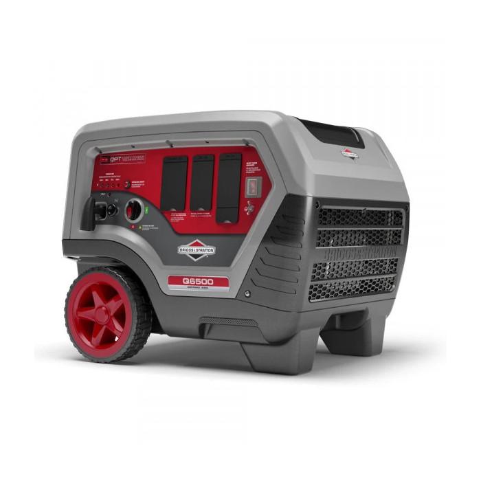 Бензинов инверторен генератор Briggs & Stratton PowerSmart Q6500