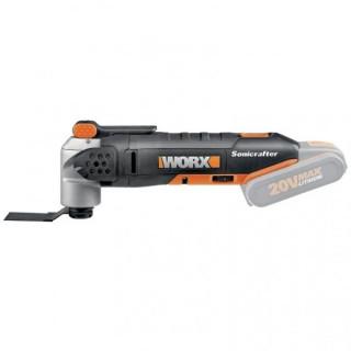 Мултифукционален инструмент Sonicraft Worx WX678.9 / 20 V