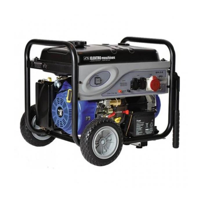 Бензинов генератор ELEKTRO maschinen GSEm 7250 TBE-2 15hp