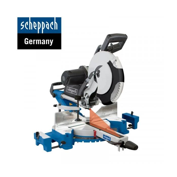 Комбиниран потапящ циркуляр Scheppach HM120L
