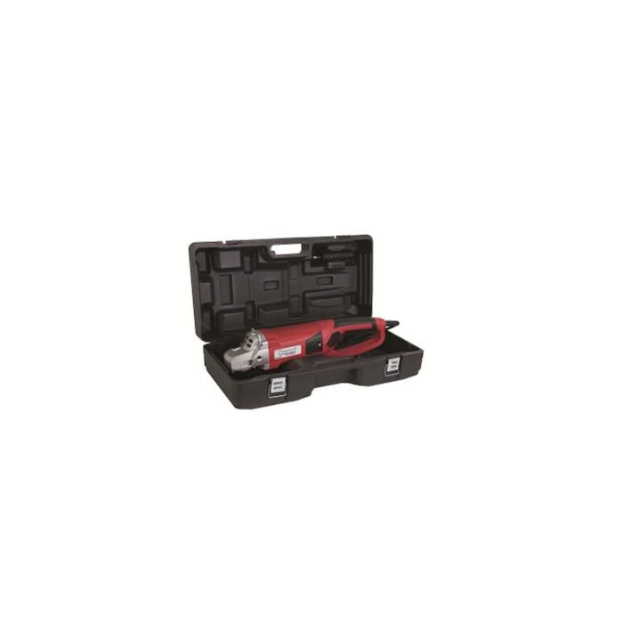 Ъглошлайф Raider RD-AG55 в куфар с дискове и плавен старт