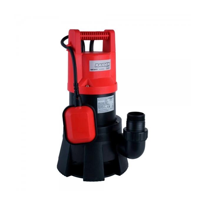 Потопяема помпа за мръсна вода Raider RDP-WP27