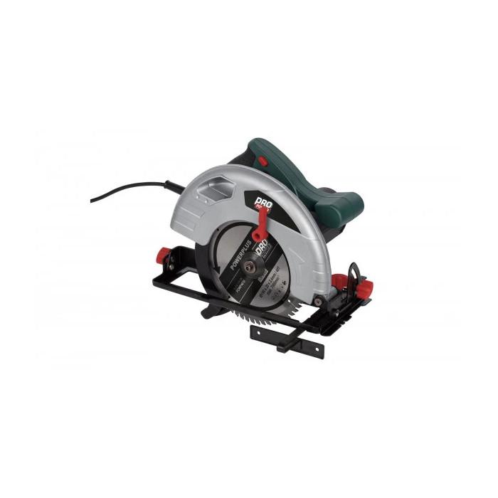 Циркулярен трион POWER PLUS POWP4010 / 1.3 kW, 190mm