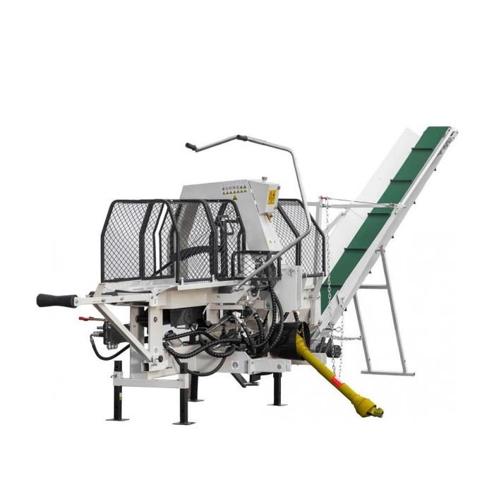 Машина за рязане и цепене на дървесина LUMAG SSA 500Z / PTO