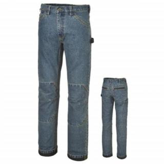 Работни джинси от еластичен плат 7526 Beta Tools