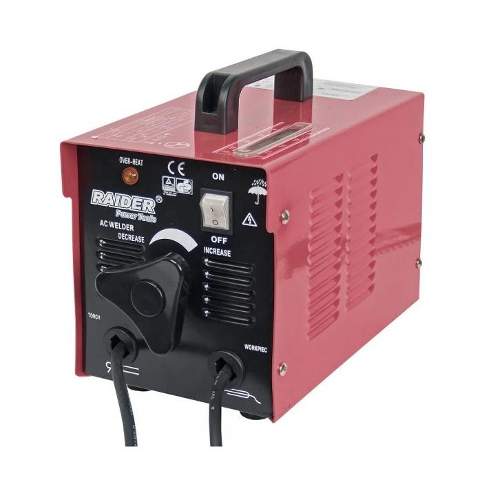 Електрожен Raider RD-WM17 100A