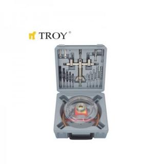 Апарат за отвори TROY 27491 / Ø 30-120mm