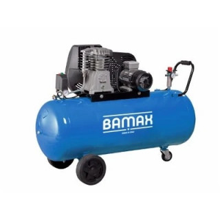 Монофазен компресор 270 литра BAMAX