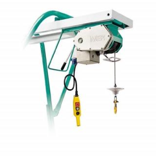 Eлектрически строителен телфер IMER ET 300 1100 W