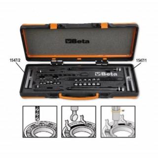 Комплект екстрактори с фалшиви съчми Beta Tools 1547 /C6