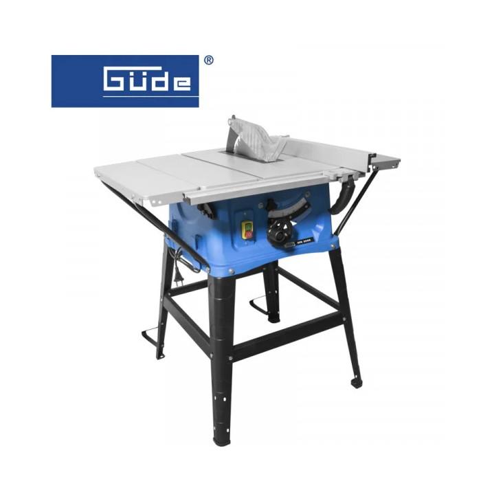 Стационарен циркуляр GUDE GTK 2000