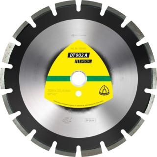 Диамантен диск за асфалт KLINGSPOR DT902A Special 350X3,2X25,4