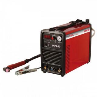Инверторен апарат за плазмено рязане Holzmann DIPA40 / 20-40 A