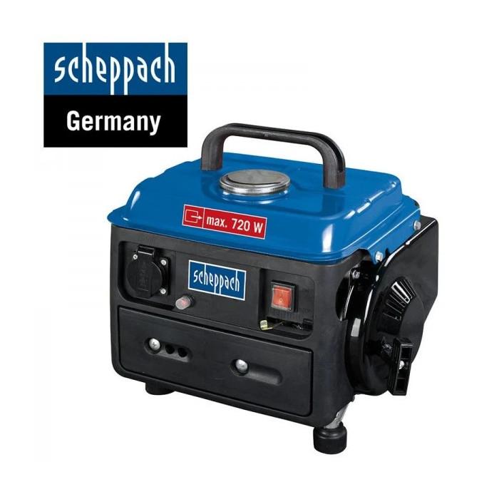 Бензинов генератор Scheppach SG950 / 720W