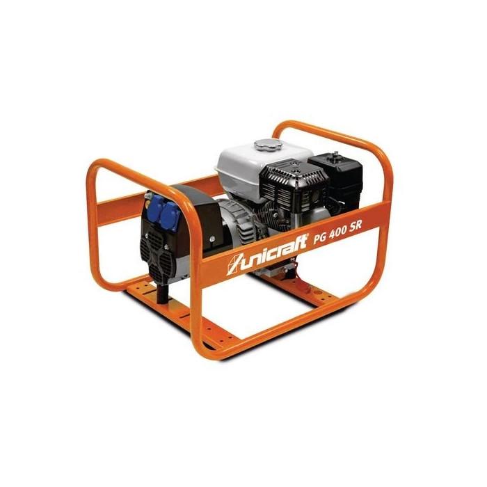 Синхронен генератор PG 320 SR UNICRAFT