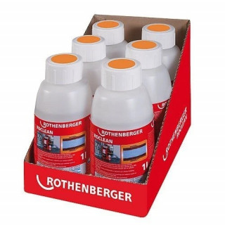 Почистващ препарат за подово отопление ROTHENBERGER - 6 бр