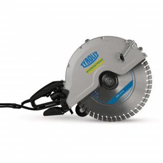 Ъглошлайф електрически ф 400 мм 3.20 kW 150 м Tyrolit HBE400