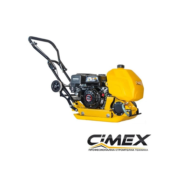 Виброплоча Cimex CP90N - 13.0 kN / 5500 vpm 90 кг.