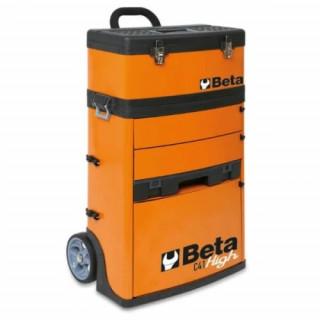 Модулна количка за инструменти Beta Tools C41H-O оранжева