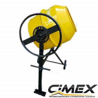 Бетонобъркачка (миксер за бетон) 200 л. CIMEX MIX200