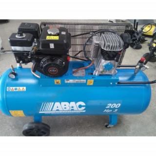 Въздушен компресор с бензинов двигател Abac A29B 200/320