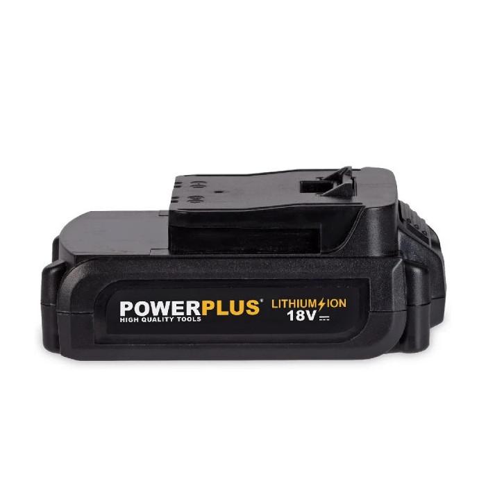Акумулаторна батерия POWER PLUS POWX0095LI / 18V 1.5 Ah Li-Ion