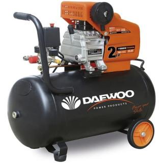 Бутален компресор за въздух Daewoo DAAC50D 1.50кW