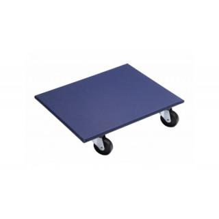 Мобилна поставка, правоъгълна синя
