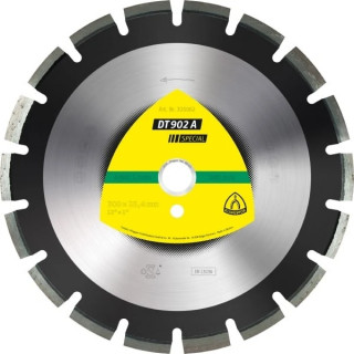 Диамантен диск за асфалт KLINGSPOR DT902A Special 300X2,8X25,4