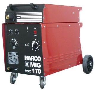 Телоподаващ заваръчен апарат HARCO MIG 170 / 220V