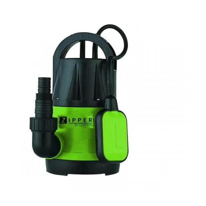 Потопяема помпа за чиста вода ZIPPER ZI-CWP400 / 0.4 kW