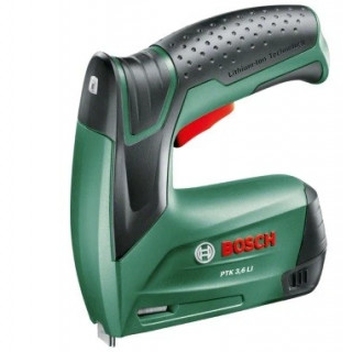 Акумулаторен такер Bosch PTK 3.6 LI