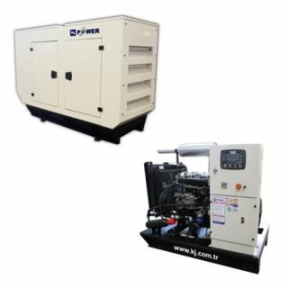 Дизелов генератор KJ POWER KJDD-750