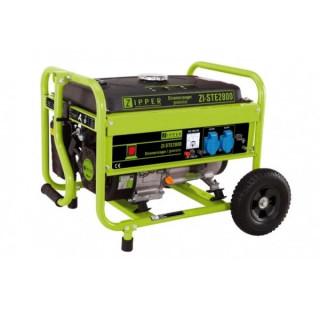Бензинов монофазен генератор ZIPPERR ZI-STE2800 / 4.8 kW