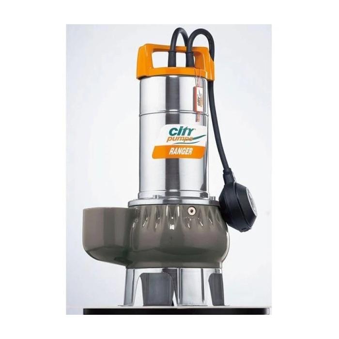 Потопяема дренажна помпа City Pumps RANGER 10/35M ST 550 W