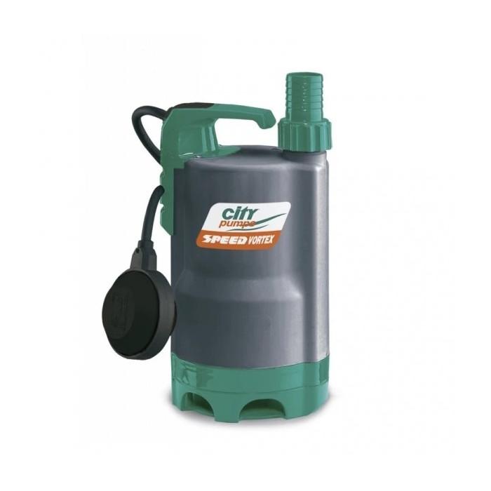 Потопяема дренажна помпа City Pumps SPEED VORTEX 50M 370 W