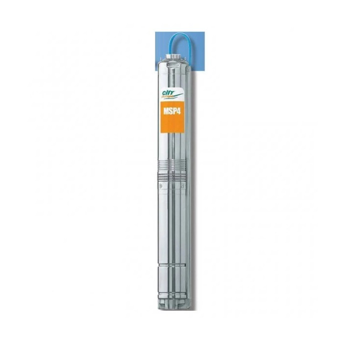 Потопяема помпа за сондажи 4 City Pumps 2MSP07-4M 550 W