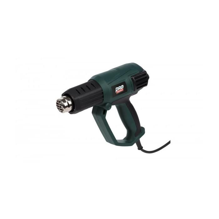 Пистолет за горещ въздух POWER PLUS POWP6080 / 2.0kW