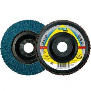 Ламелен диск за метали  KLINGSPOR SMT 325 - P40 115х22мм