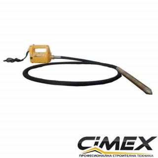 Вибратор за бетон, ф32 CIMEX VP3240