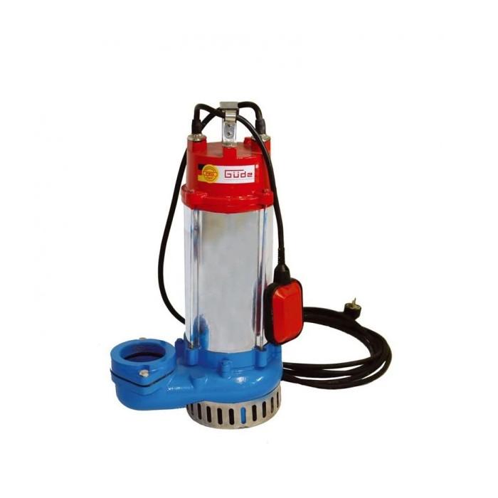Потопяема помпа за мръсна вода GÜDE PRO 2200A / 2.20 kW