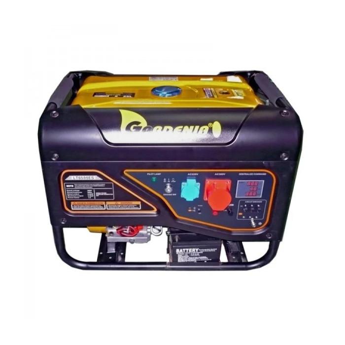 Генератор трифазен Gardenia LT6500ЕS3 - 5 kW