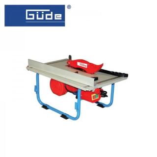 Настолен циркуляр GÜDE GTK 800 / 0.80 kW