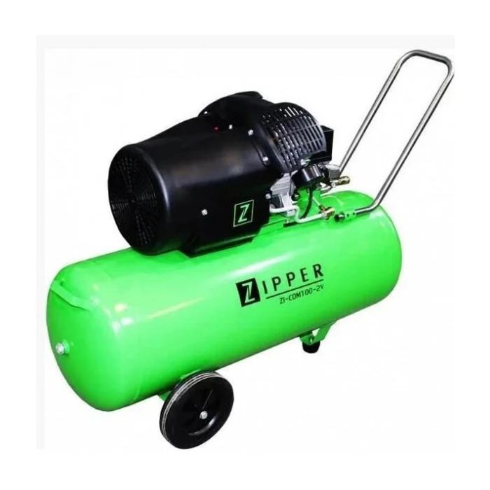 Компресор ZIPPER ZI-COM100-2V / 2.2 kW, 100 l