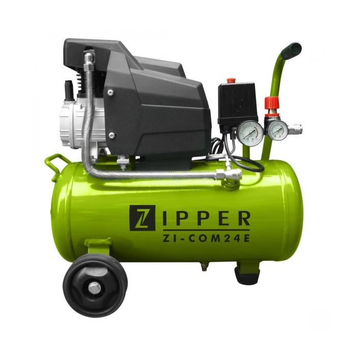 Компресор ZIPPER ZI-COM24E / 1.1 kW, 24 l