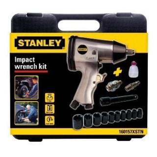 Въздушен гайковерт за компресор 16 части Stanley 160157XSTN 260