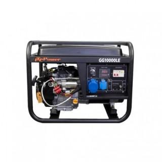 Бензинов монофазен генератор Hyundai GG 10000 LE