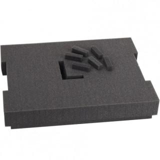 Вложки за съхранение на инструмент Bosch Foam insert 136